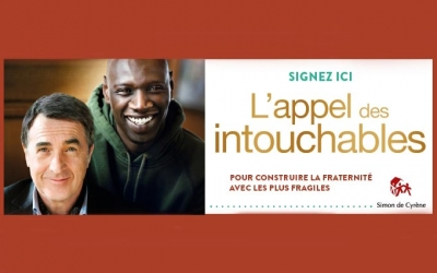 L'Appel des Intouchables - Association Simon de Cyrène Rungis